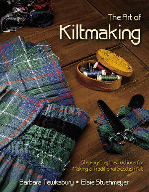The Art of Kiltmaking Book Cover